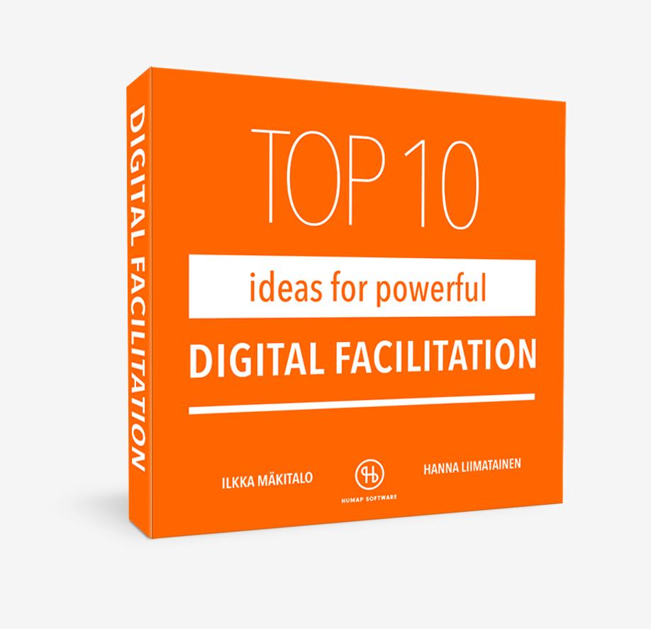 eBook Top 10 ideas for powerful digital facilitation